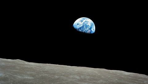 Relive One of History's Most Stunning Photographs as the Astronauts Saw it in 4K