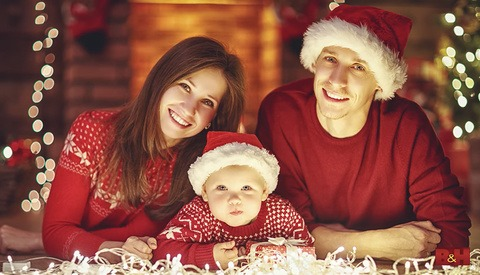 Some Helpful Tips for Better Family Holiday Portraits