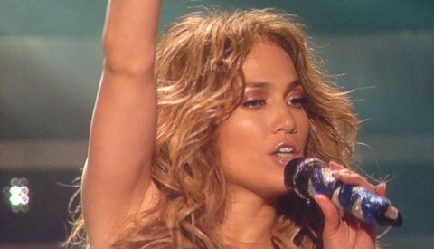 Jennifer Lopez in $150,000 Lawsuit Over Instagram Picture Usage