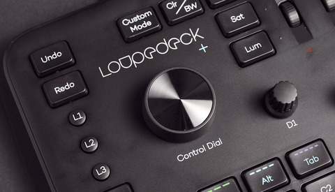 Using the Loupedeck+ With Capture One Pro