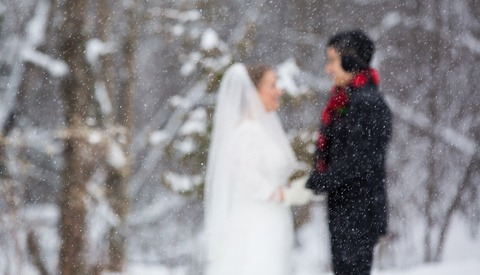 Tips for Photographing a New Year's Eve Wedding