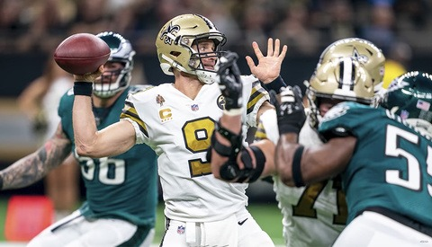How Do the Sony a9 and 400mm f/2.8 Fare Against Canon and Nikon at an NFL Game?