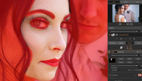 ON1 Photo RAW 2019 Gives You Easy Skin Retouching on the Fly