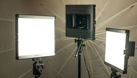 Fstoppers Reviews Selens GE-500 3-Light LED Kit