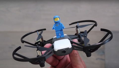 This Fun Drone Accessory Makes So Much Sense