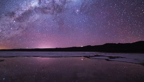 A Time-Lapse Journey Through South America