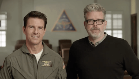 Tom Cruise Explains Why Your TV is Messing Up His Films