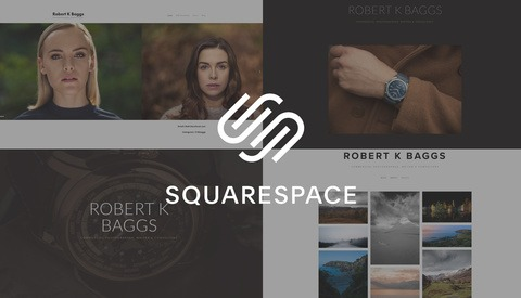 Top Five Templates for Photography Websites