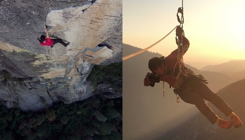 Perfect Execution or Certain Death: How 'Free Solo' Was Filmed