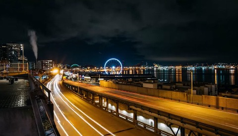 How to Shoot Light Trails Motion Time-Lapse
