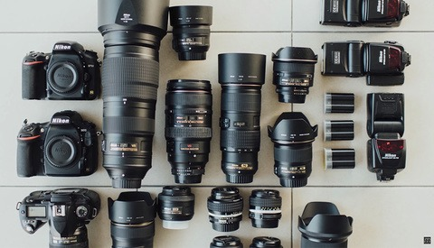 Do You Own Too Many Lenses?