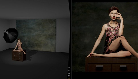 Improve Your Portrait Lighting With 3D Software