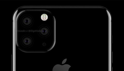 New iPhone Rumoured to Contain New Camera Module Including Three Lenses