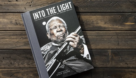Into The Light: The Music Photography of Jérôme Brunet