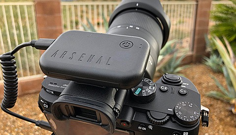 Fstoppers Reviews the Arsenal Smart Camera Assistant: A Must Have Accessory?