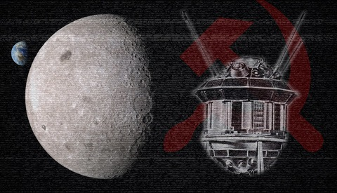 How the Soviet Union Snapped the First Picture of the Far Side of the Moon With Captured Air Force Kodak Spy Film