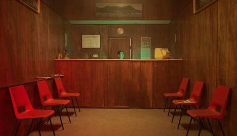 Photographer Spends Two Months Building a Replica of Local Chinese Takeaway, Shoots Cinematic Photo Series Inside