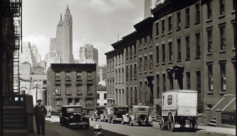 Historic Images of Virtually Every Pre-War Building in New York City