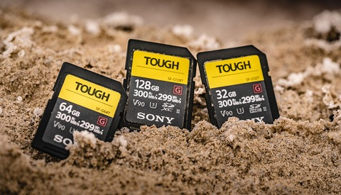 Review: Sony's G Tough Series SD Card Is My Favorite Yet