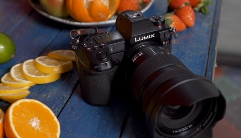 Hands-On Preview With the Panasonic S1R