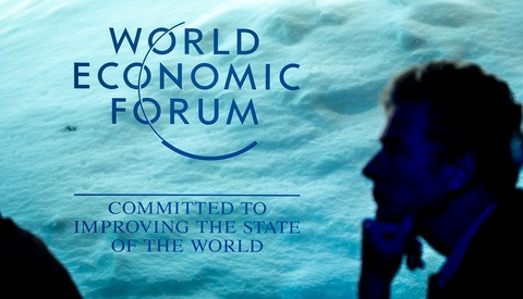 Shooting the World Economic Forum's Annual Meeting in Davos