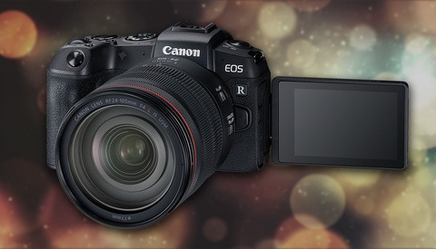 The Canon EOS RP: Cheap and Cheerful, Assuming You Don't Shoot Video?