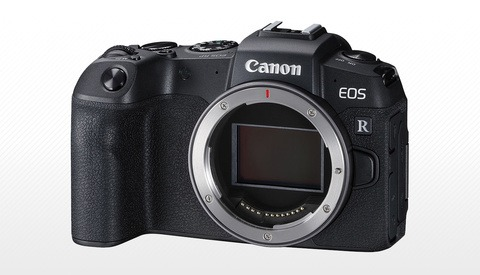 New Canon EOS RP Announced: $1,299 Full-Frame Mirrorless Camera With EF Converter in the Box