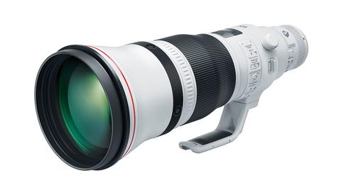 Canon Is Developing More Super-Telephoto Lenses for DSLRs