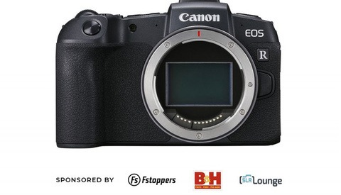 Win a Free Canon EOS RP Mirrorless Digital Camera