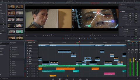 Editing a Video From Start to Finish in DaVinci Resolve 15: Eight-Hour Free Course
