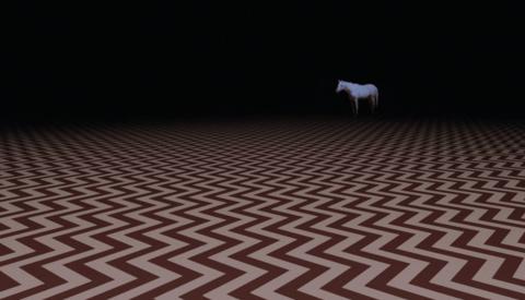 David Lynch's Empty Rooms