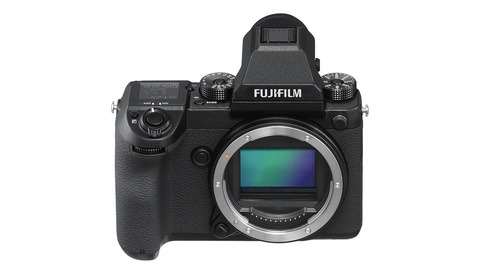 More Information on Fujifilm's 100-Megapixel Medium Format Camera