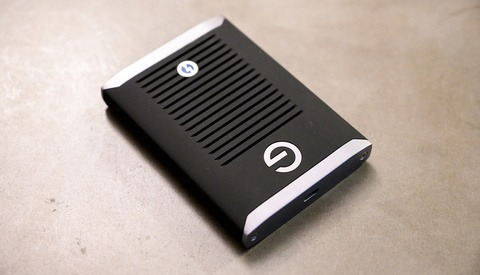G-Technology's G-Drive Mobile Pro SSD Is a Portable Speed Demon