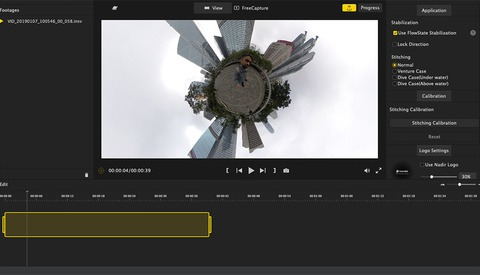 Updated Desktop Software Teaches Your Insta360 ONE X New Tricks