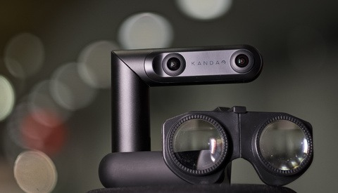 Fstoppers Reviews the Kandao QooCam: A Cool Camera, but Who Is It For?