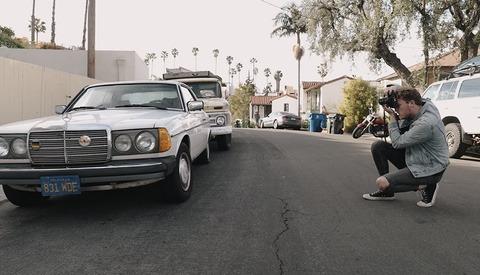 The Joy of Shooting Medium Format Film on a Photo Walk
