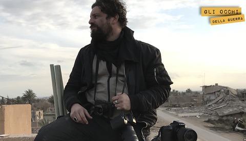Photojournalist Says Leica Camera Saved His Life