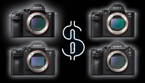 Price Drops for Sony Mirrorless Cameras and Lenses, Trade-In Bonuses Through B&H