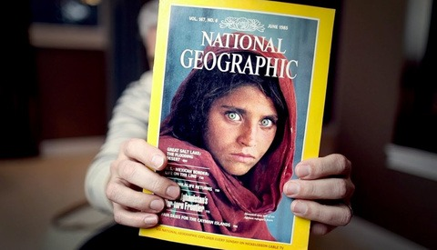 Steve McCurry's 'Afghan Girl': The Truth That Never Gets Told