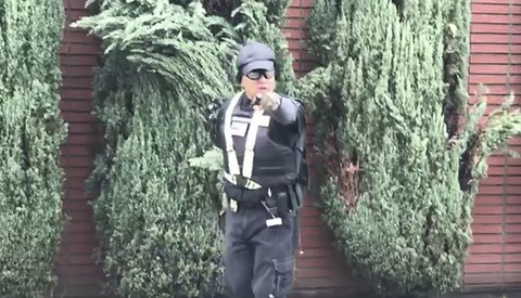 YouTuber Shot While Live-Streaming 'First Amendment Audit'