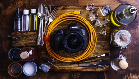 Essential Gear for Getting Started in Food Photography