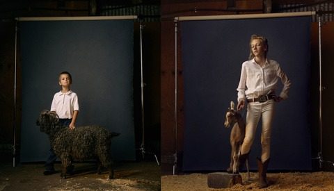 "A Behind the Scenes Look Into How Photographer R. J. Kern  Shot This Heartwarming Photo Series called ""The Unchosen Ones"""