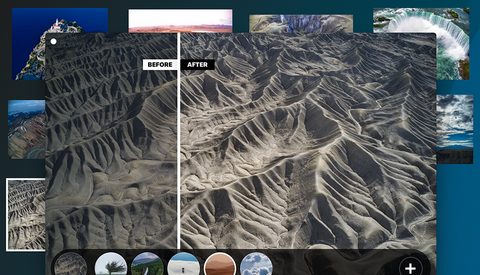 Here's a First: A Photo Editor for Drone Images