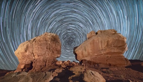Learn How To Do Quick and Easy Star Trails