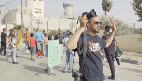 Inspiring Young Palestinians Through Film and Photography