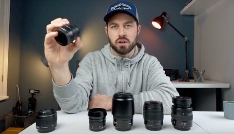 How to Choose Your Next Lens