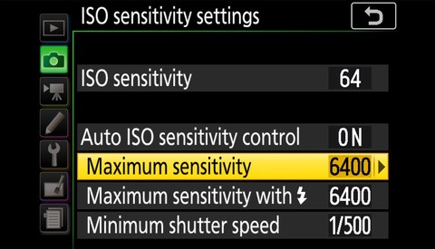 Auto ISO and How It Works
