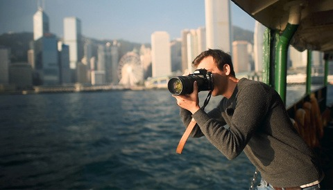 Documenting Picturesque Hong Kong Through Video and Stills