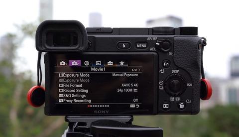 A Full Walkthrough of the Sony a6400 Menu System