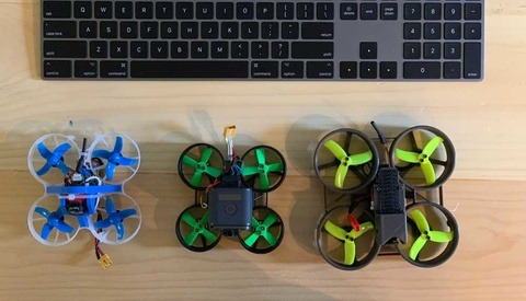 How to Re-Build a Micro FPV Drone With HD Cam in 12 Easy Steps